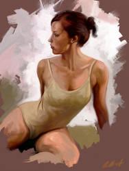 Colour Study 1 by Gilbs