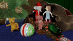 Escape from Santa's sack by ChristopherReality