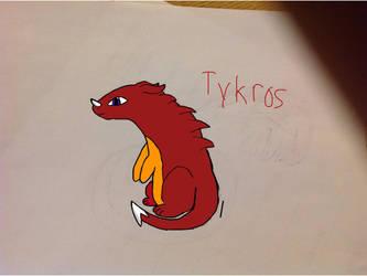 Tykros  by Mareyethu