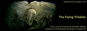 Mythical Flying Trilobite II by GlendonMellow