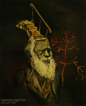 Darwin Took Steps by GlendonMellow