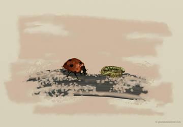Arthropod Meeting by GlendonMellow