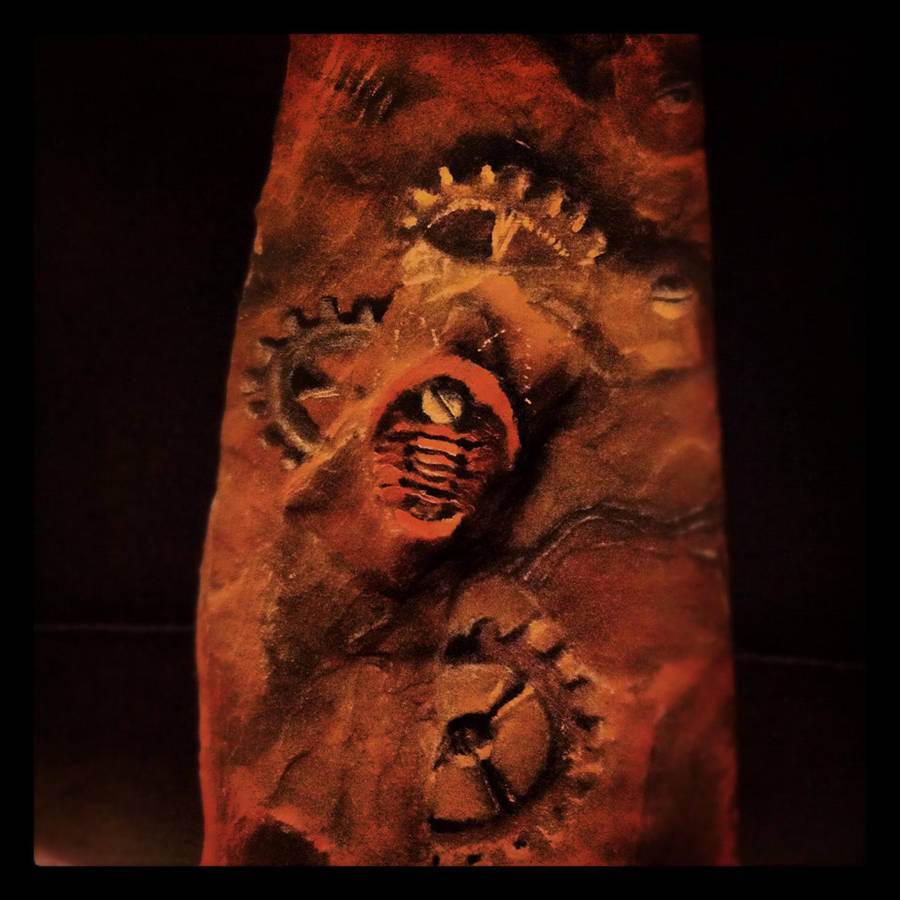 Fossil Gears by GlendonMellow