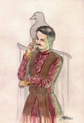 Petyr Baelish by GabrielJardim