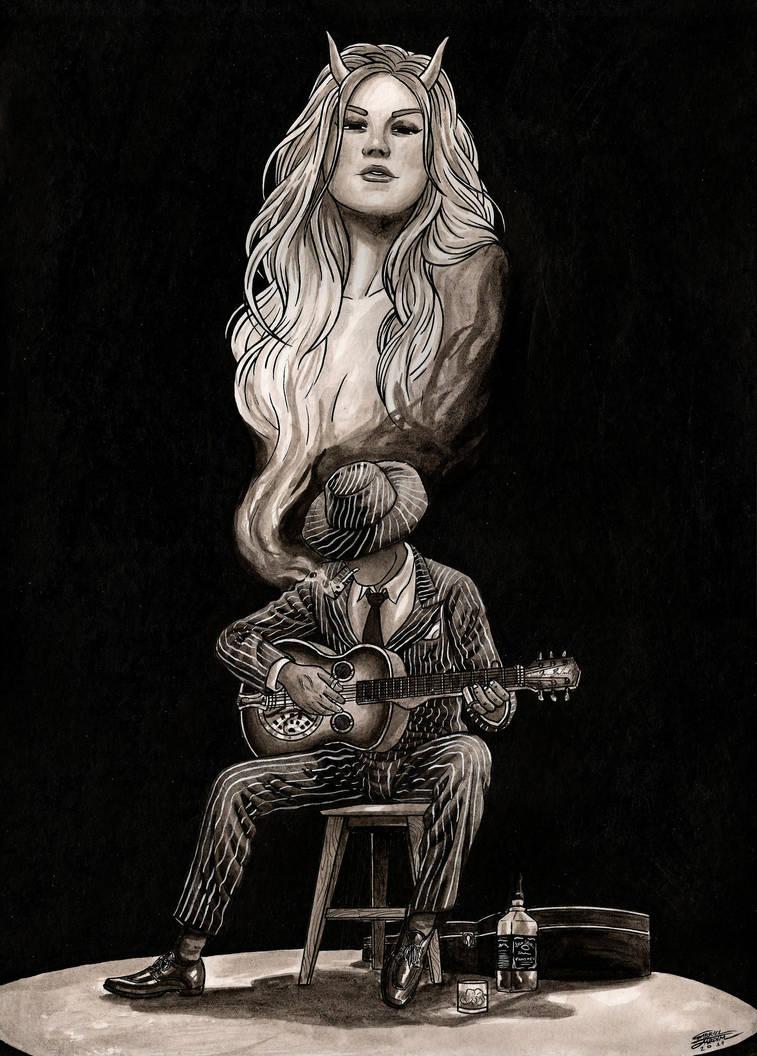Bluesman by GabrielJardim