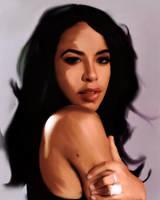 Aaliyah by SisterNightmare