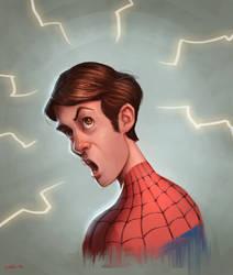Spider Sense by FrankCP