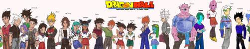 Dragonball Legends by Sipioc