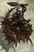 Blood And Thorn by bayardwu