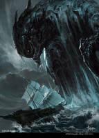 Monster In Deep by bayardwu