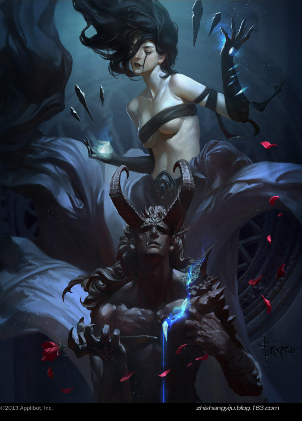 Demon'S Love by bayardwu