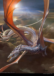 Upon The Cloud by bayardwu