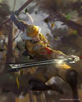 Ranger by bayardwu