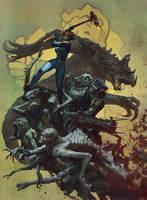Fallout 4-Hammer by bayardwu