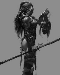 Ms. Orc-01 by bayardwu