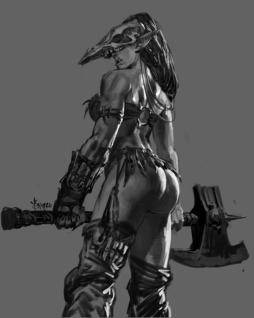 Ms. Orc-06 by bayardwu