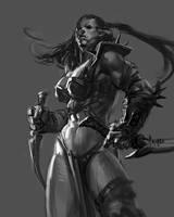 Ms. Orc-08 by bayardwu