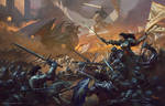 Joan of Arc cover art by bayardwu