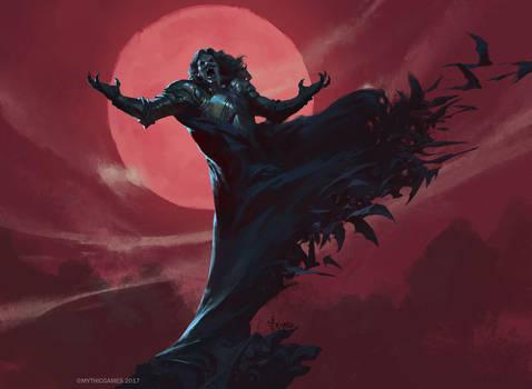 Dracula by bayardwu