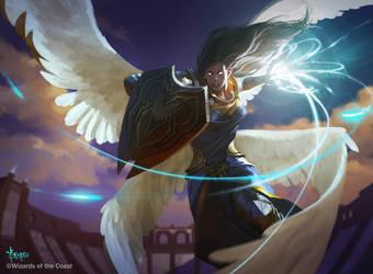 Regna's Brightblast by bayardwu
