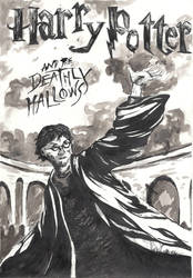 Deathly Hallows by flowertail8