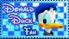 Donald Duck Fan Stamp by Adrianbrazt10