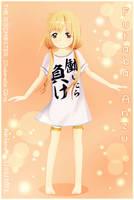 MMD Newcomer: Futaba Anzu by Adrianbrazt10
