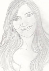 Paula's portrait by McNolo