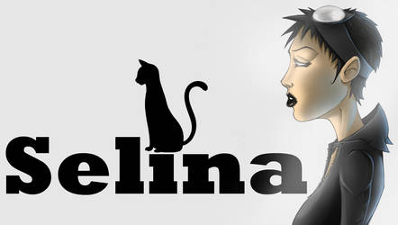 Selina Kyle by Pumaboy3d
