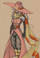 Carmen Sandiego by Pumaboy3d