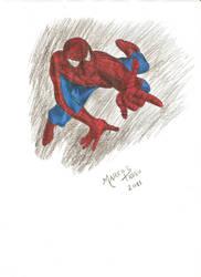 Spider Man by MarcosTNH