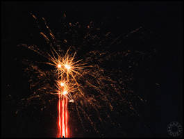 Firework Two by karenbirch