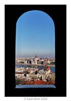 Budapest Framed by karenbirch