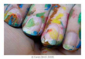 Fingers... by karenbirch