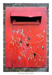 Postbox by karenbirch