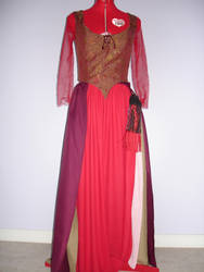 Sarah Sanderson Costume 1 by CuddlySunshine