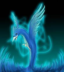 Blue Bird by YourEverydayArtist