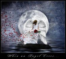 When an Angel Cries... by medusa04