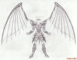 Dragoon Armor by Gilarin