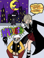 Soul Eater - MADNESS by lollie-shironeko