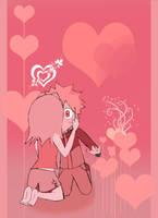 narusaku love by loliiypop