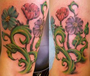 Flowers by Dripe
