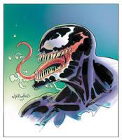 Venom-Color by BillReinhold