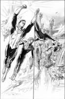 Brave and the Bold 19 p.18 Braithwaite by BillReinhold