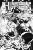 Wolverine Origins 33 p.11 by BillReinhold