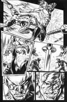 Wolverine Origins 34 p.17 by BillReinhold