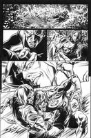 Wolverine Origins 34 p.12 by BillReinhold