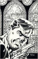 Punisher 30 Cover 1990 by BillReinhold