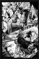 Wolverine Origins 41 p.4 by BillReinhold