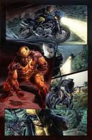 Wolverine Origins 41 p.1C by BillReinhold